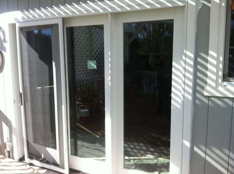 So many options which door do i choose ot glass for Marvin sliding screen door