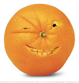 Naji Nahas usou laranja