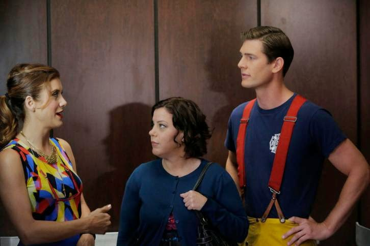 Bad Judge - Episode 1.03 - One Brave Waitress - Promotional Photos + Sneak Peeks