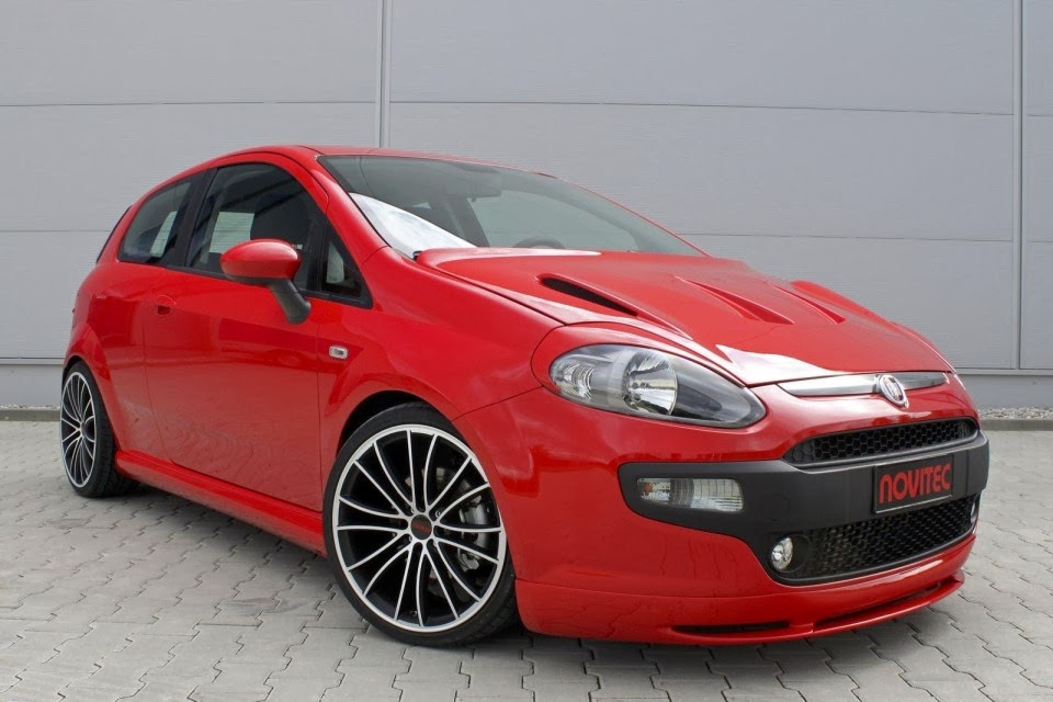 Fiat Grande Punto Evo 08 2019 Wallpapers