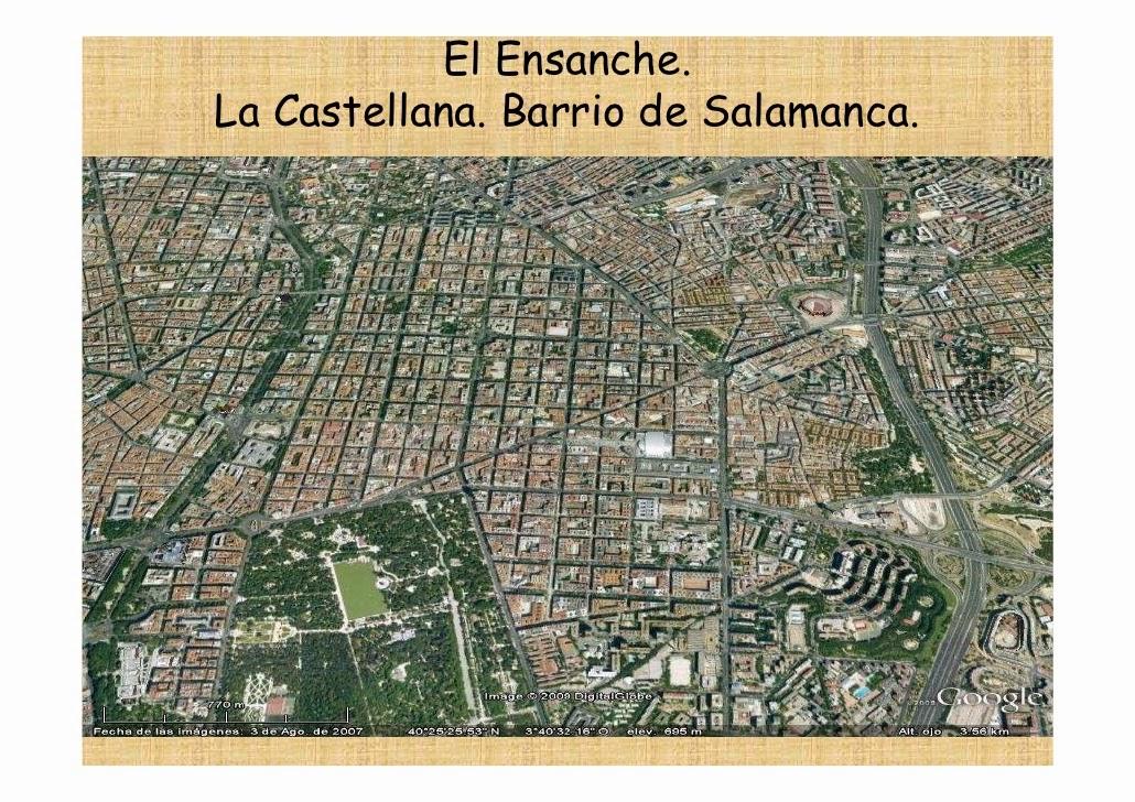 Sociales compartidas distintos tipos de planos urbanos for Viviendas compartidas en madrid