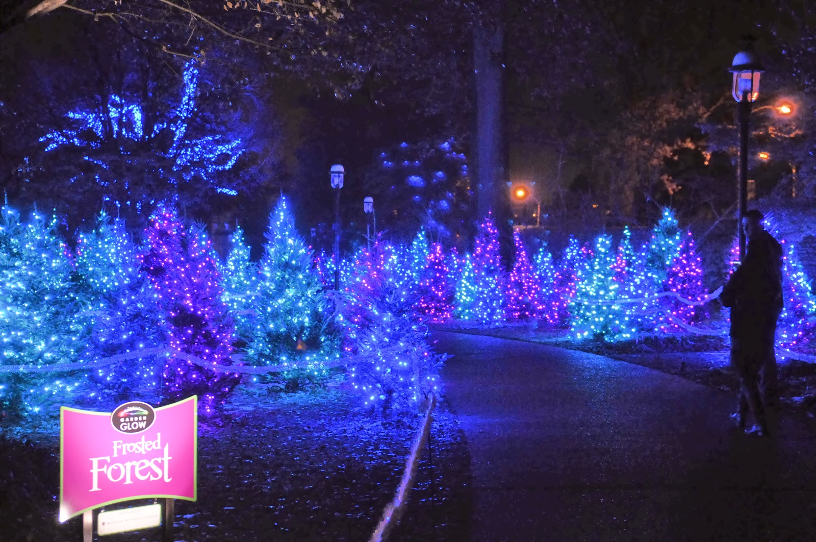 Merveilleux You Can Add Gardenland Express Admission To The Garden Glow For An  Additional $4.