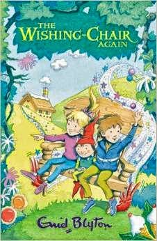 Enid Blyton - The Magic Wishing Chair Again