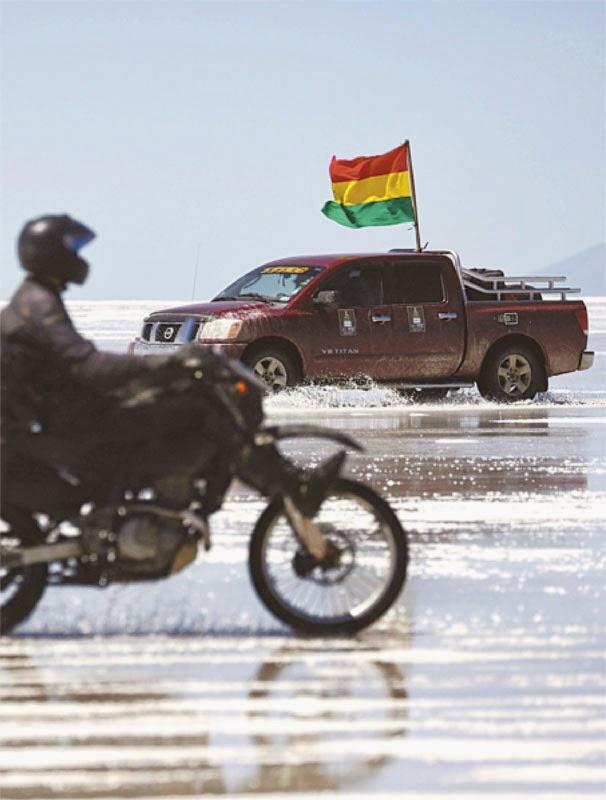 Rally Dakar - Dakar Por Bolivia - Dakar 2015 - Uyuni - Bolivia