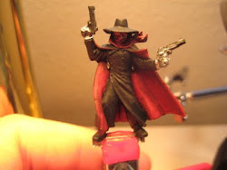 Unfinished 28mm Shadow figure