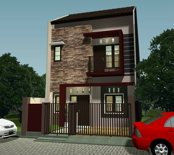 Aneka ide Gambar Rumah Minimalis Type 36 Terbaru yg inspiratif