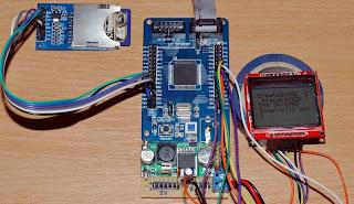 SD Card com AVR