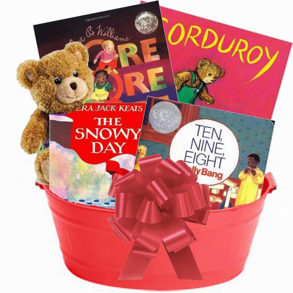 Baby Christmas Gift Basket