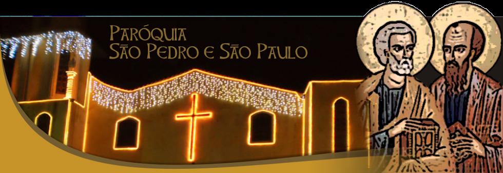 Paróquia São Pedro e São Paulo - Tamoios, 2º Distrito de Cabo Frio/RJ