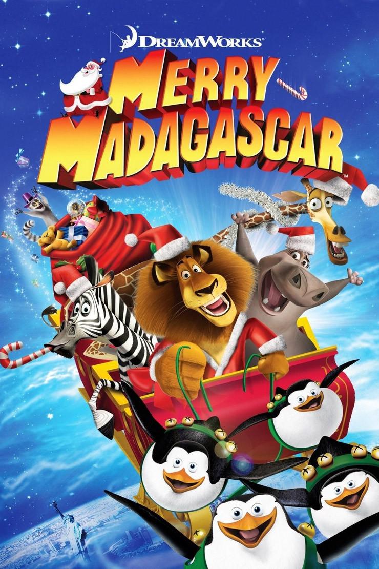 Merry Madagascar (2009) tainies online oipeirates