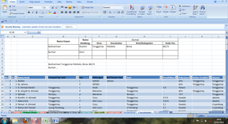Import File Excel ke Microsoft Ofiice Access