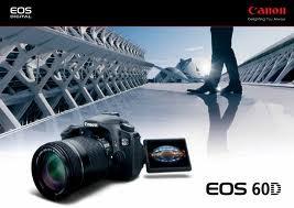 CANON EOS 60D Kit3