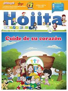 Hojita - Mes de Julio