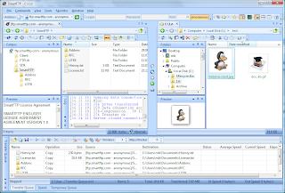SmartFTP 4.1.1286.0 Terbaru