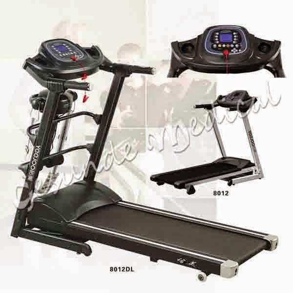 grosir home massage treadmill olahraga