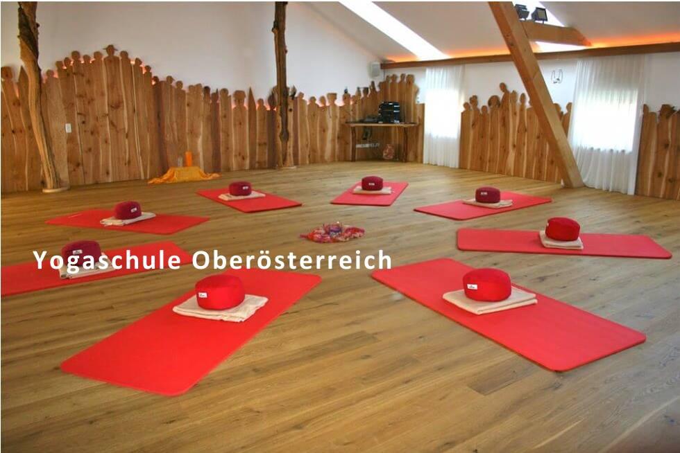 Werde auch Yogalehrer/in!