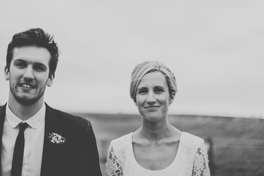 vintage black and white wedding photography melbourne