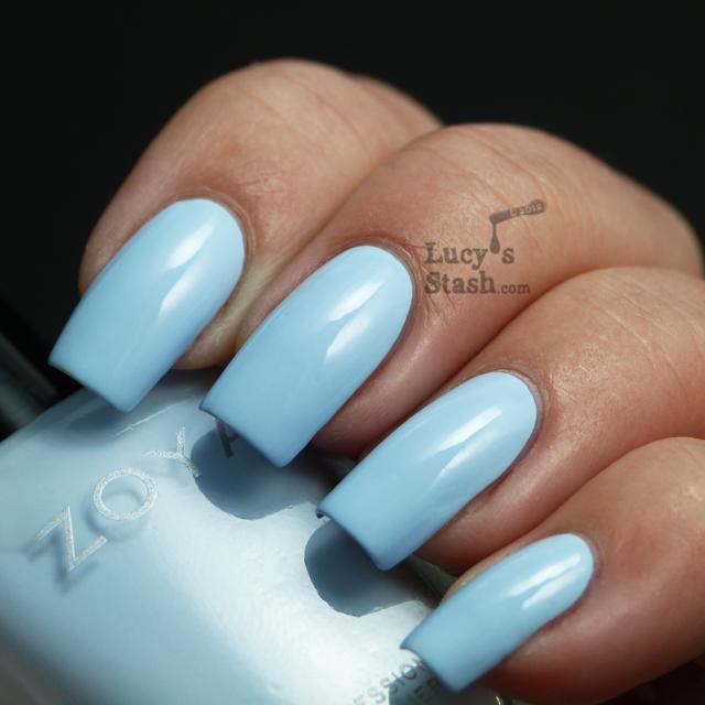 Lucy's Stash - Zoya Blu