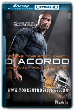 O Acordo (2013) Torrent - Blu-Ray Ultra HD 720p Dual Áudio