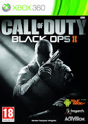 Call of Duty : Black Ops 2 For Xbox360 (call of duty black ops )