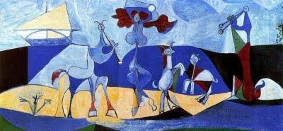 L'alegria de viure (Pablo Picasso)