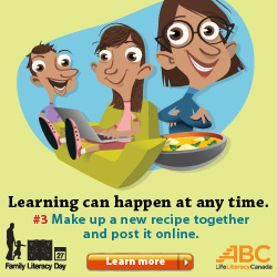 Feed Your Mind Every Day Is Family Literacy Day At Your Library