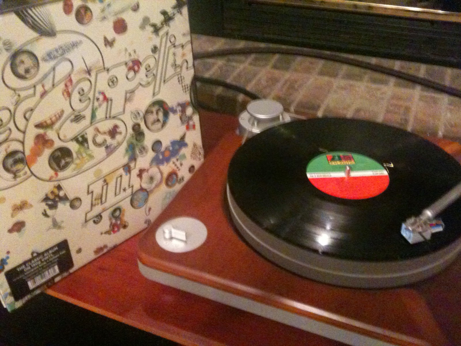 The Vinyl Anachronist Led Zeppelin Iii On Lp Remastered