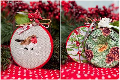 вышивка новогодняя, вышивка птичка, вышивка снегирь, миниатюра вышивка, новогодняя игрушка, игрушка с вышивкой, новогодние игрушки своими руками, новогодний хенд мейд