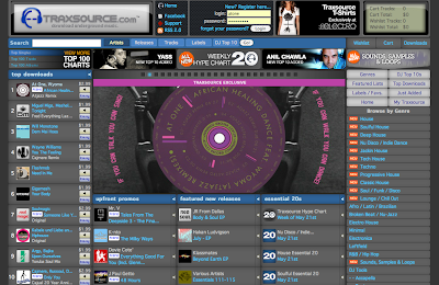 No.1 In the Traxsource Charts