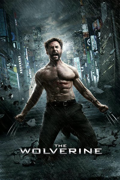 The Wolverine - Poster | A Constantly Racing Mind