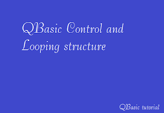 Control and Loop Structure