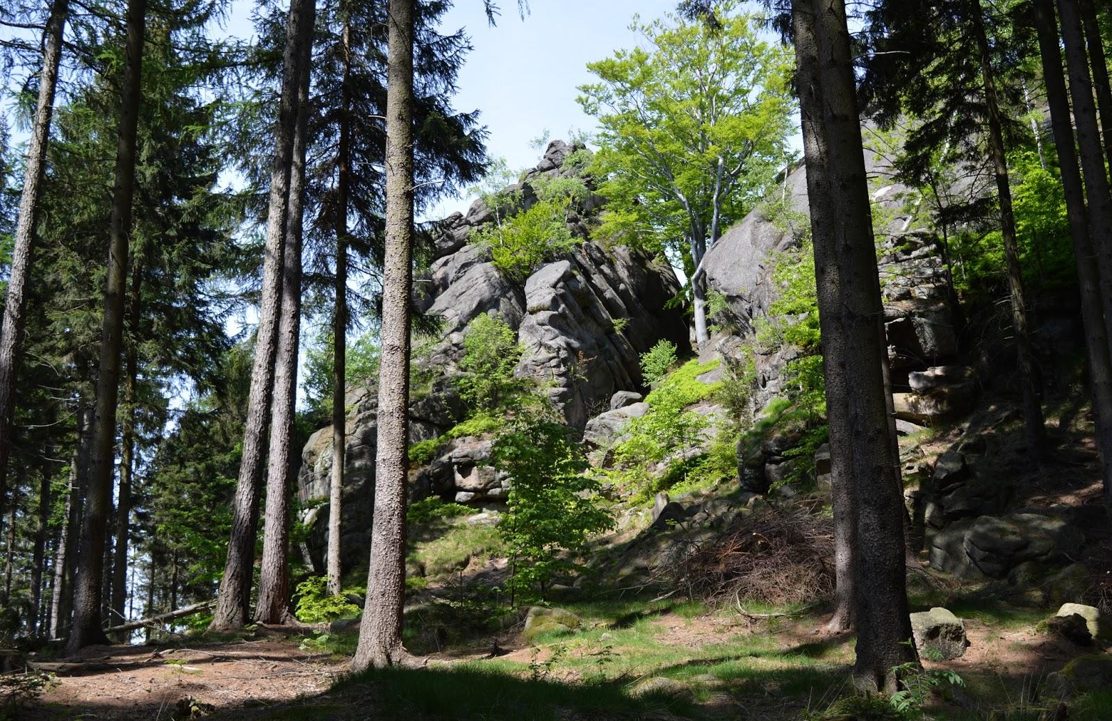 Rudawy Janowickie góry weekend