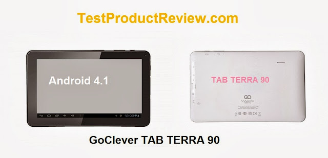 GoClever TAB TERRA 90 9-inch cheap Android tablet