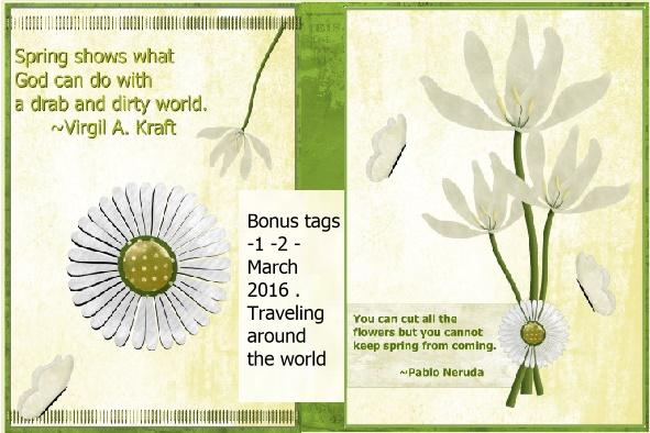 March 2016 -Bonus tags1-2-Traveling around the world.