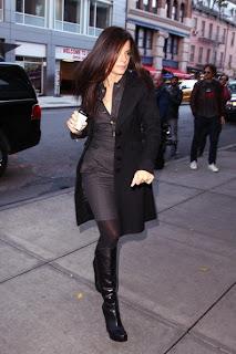 Sandra Bullock Long Blonde Hairstyles