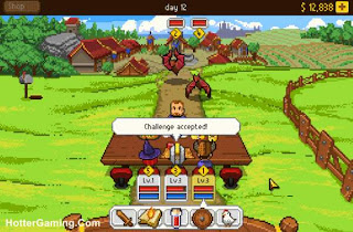 Free Download Knights of Pen and Paper +1 Edition PC Game Photo