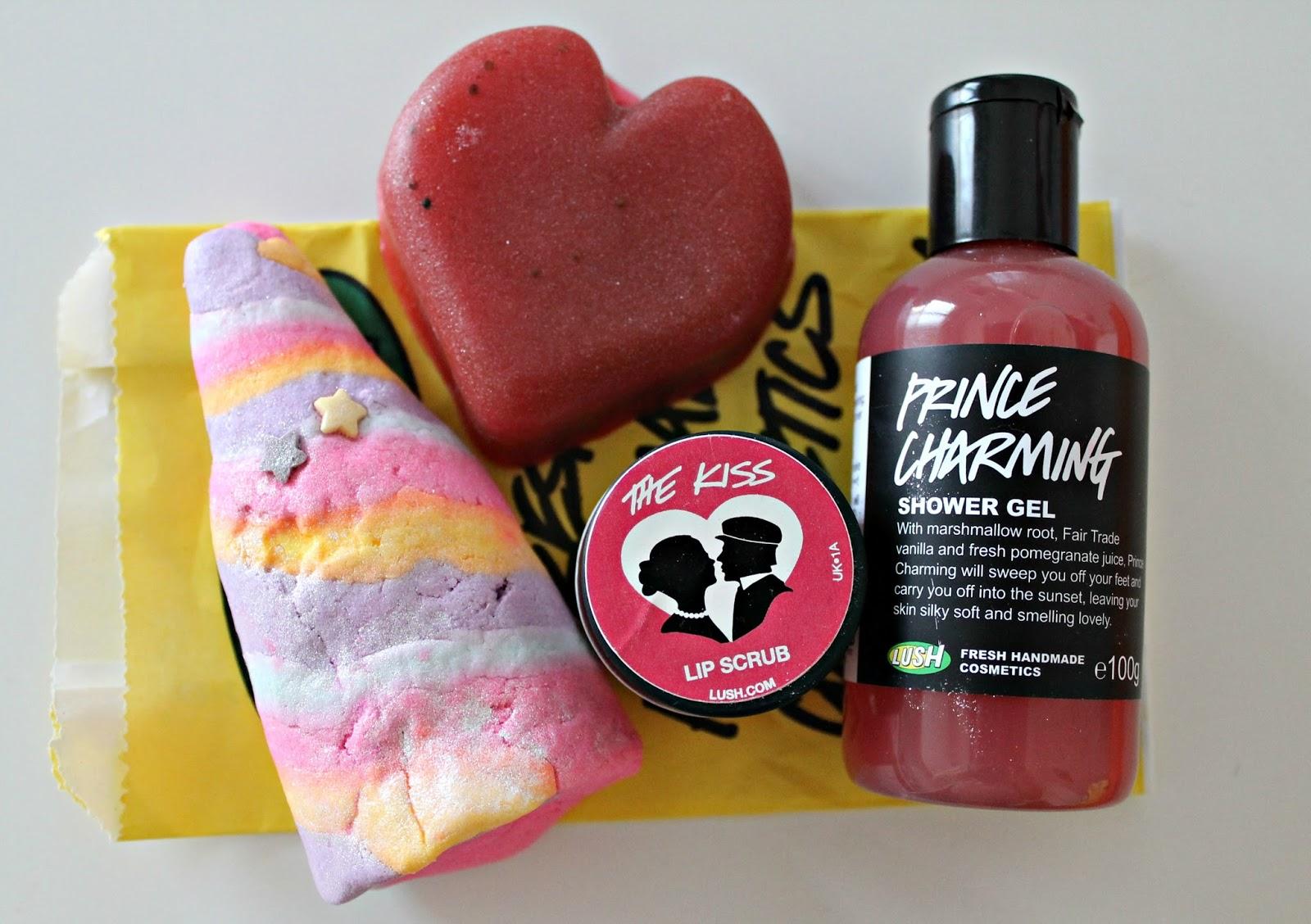 prodotti lush san valentino 2015