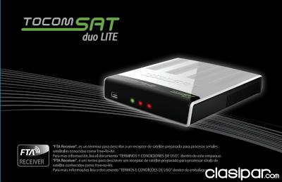 Tocomsat Duo Lite