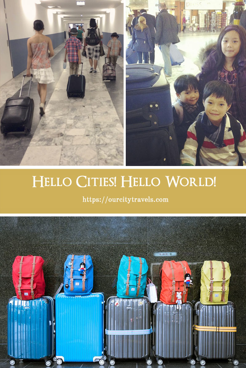 Hello Cities! Join my family in our travels, Europe city breaks, and staycations.....it may not be often but I do hope we'd get to have a lot more.I originally made this website for me to write on our travel experiences. Now, I'm bringing in the husband, who travels more than I do and our kids who appear occasionally on photos. :)