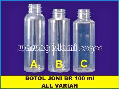 Jual Botol Spray Kosmetik 100ml