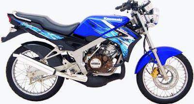 Kawasaki Ninja 150 M blue