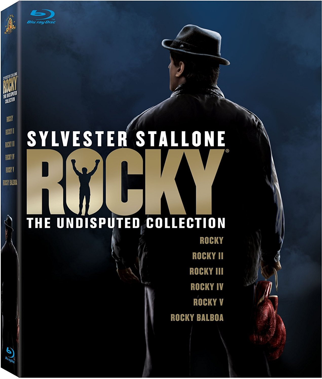 Rocky Balboa Collection (1976-2007) ταινιες online seires xrysoi greek subs