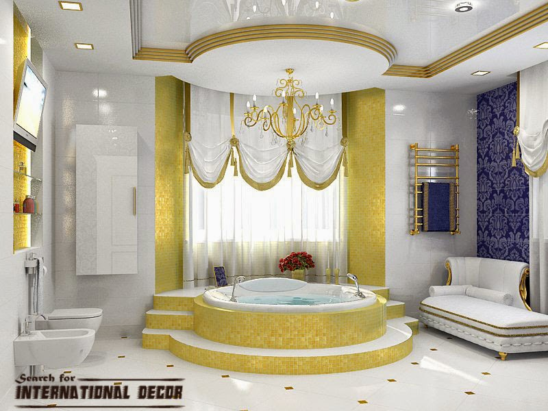How To Design Luxury Bathroom In Classic Style | Interior Inspiration