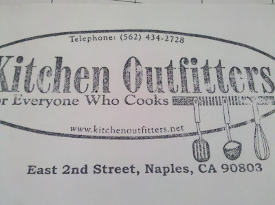 I Was Walking Around Naples And I Was A Bit Hungry On A Sunday Afternoon.  As I Walked By Kitchen Outfitters Next To The Naples Laundromat On 2nd  Street, ...