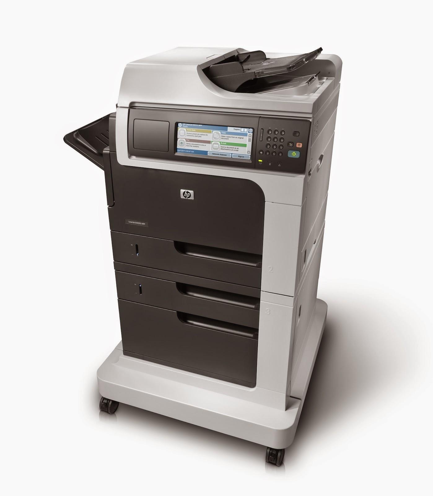 HP LaserJet Enterprise M4555f MFP (CE503A)