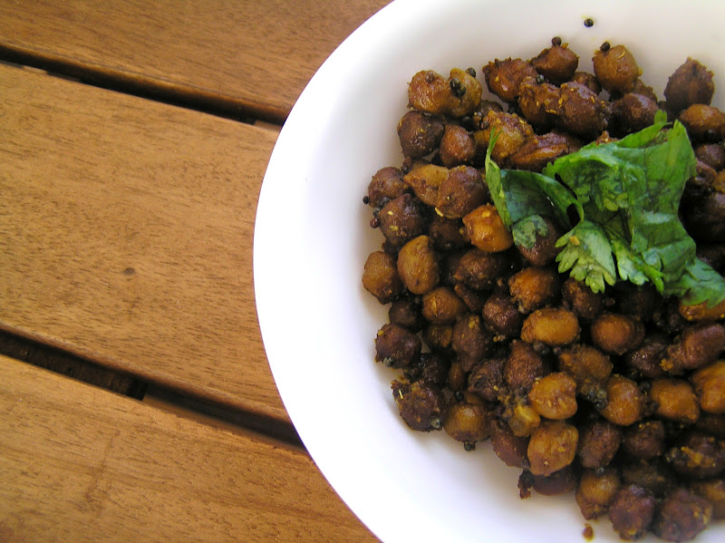 how to cook black chickpeas