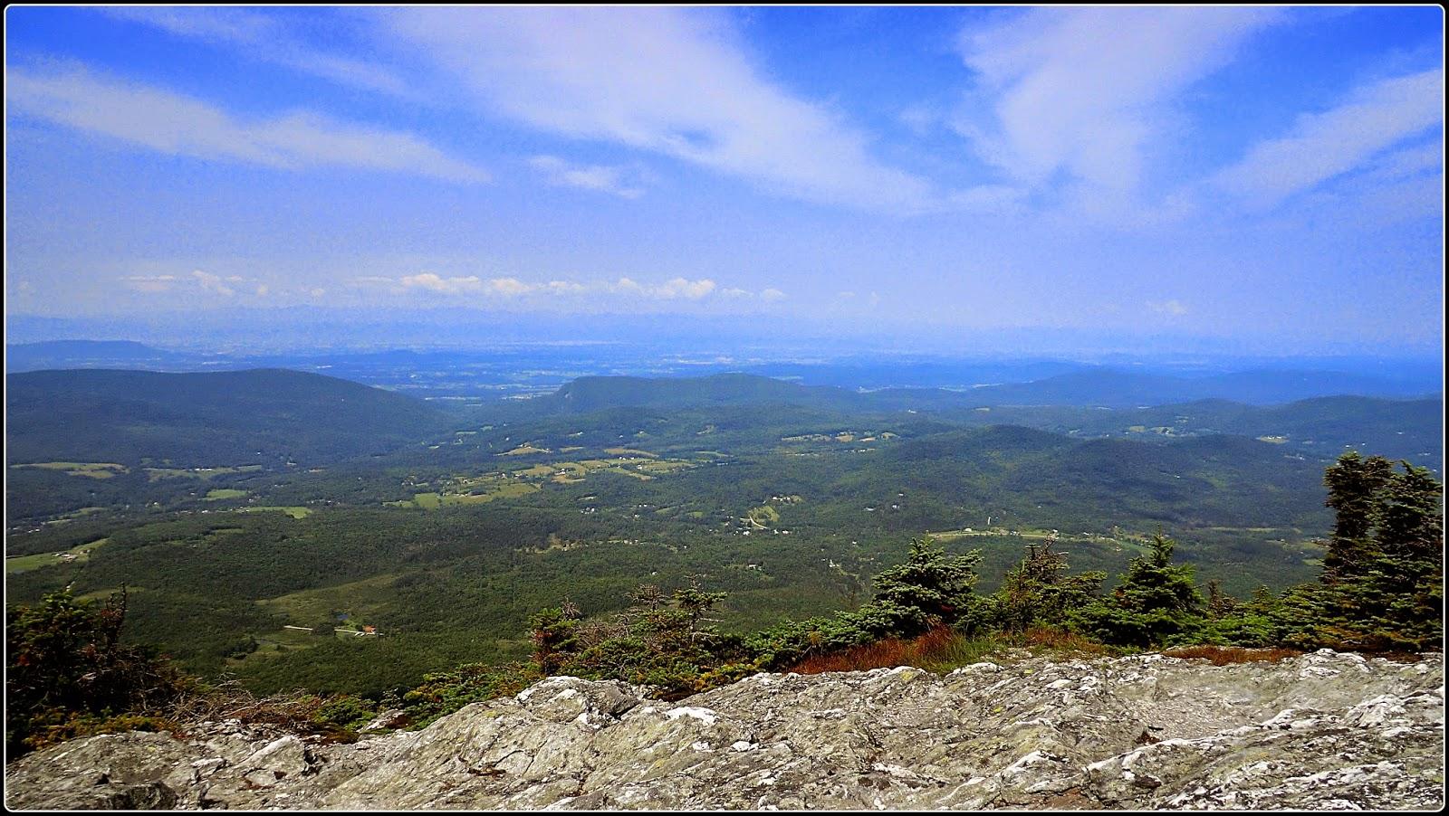 Mount Ellen Mount Abraham Vt 4000 Trailsnh Hiking