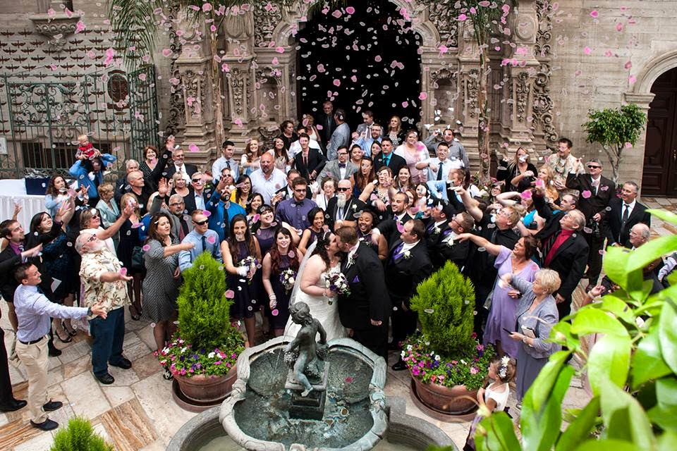 Brace Yourselves Because This Wedding Photographed By Sandra Harris Photography Started At The Mission Inn Hotel In Riverside Will Knock Your Socks Off