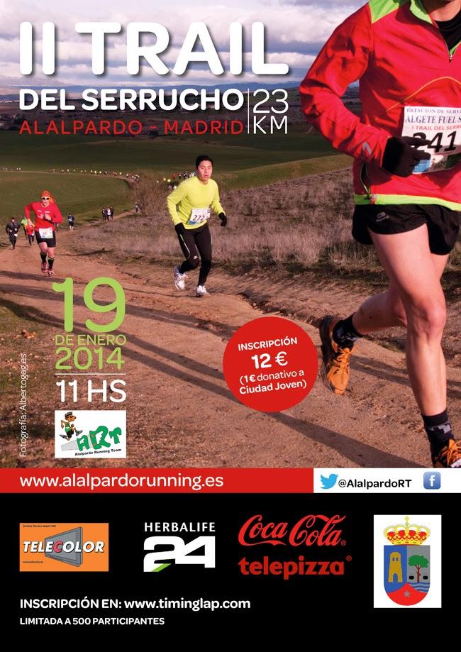 2014. II Trail del Serrucho.