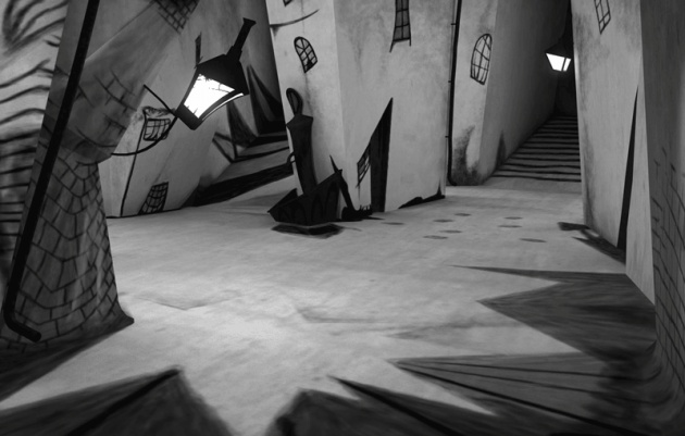 an analysis of the film the cabinet of dr caligari Even if one has never actually seen the film in its  lasting and arguably most immediate analysis is a  kino classics brings 'the cabinet of dr caligari.